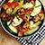Tofu w przyprawach smażone z warzywami