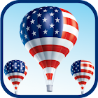 American Independence Flags icon