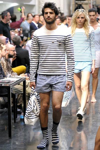 Paris Fashion Week Primavera 2012 - Jean Paul Gaultier