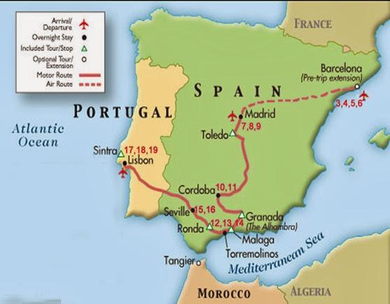 GCT map2