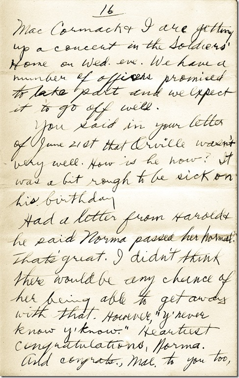 4 Aug 1918 16
