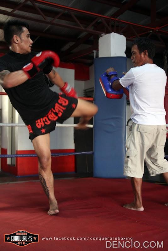 Conquerors Boxing 09