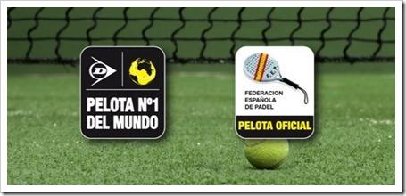 DUNLOP renueva con la FEP como pelota oficial para la temporada 2012: 17 años colaborando.