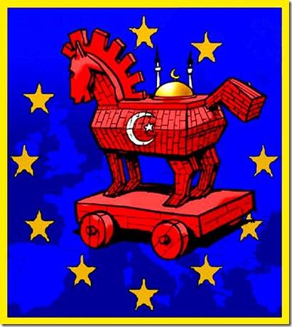 Islamic Trojan Horse EU