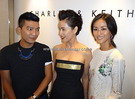 Bryan Boy, Zoe Tay Yoshiko Kris-Webb at Charles & Keith Opening Ngee Ann City Store Fall Winter 2013 Girls' Generation K-pop girl band, SNSD Yuri,  Seohyun and Hyoyeon Soshi  Daniel Henney, Supermodels Liu Wen Fann Wong