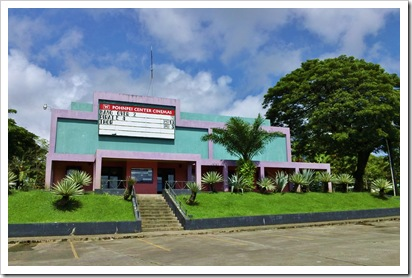 Pohnpei State Movie Theater