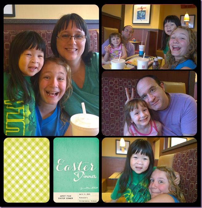 Easter dinner 2-2015