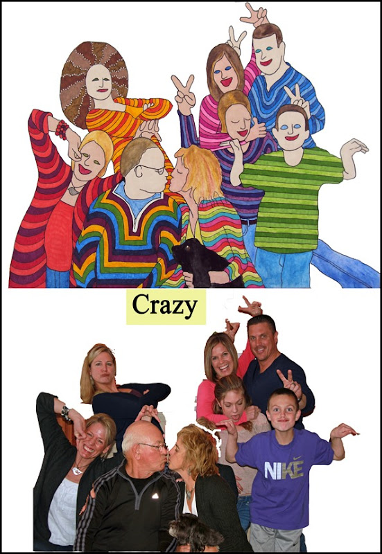 Crazy Caricature