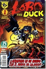 P00008 - Lobo y Lobo the Duck - Amalgam #5