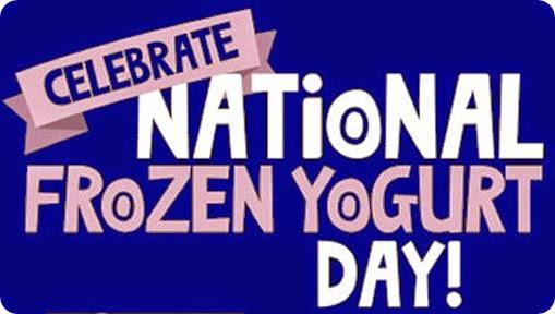 National-Frozen-Yogurt-Day