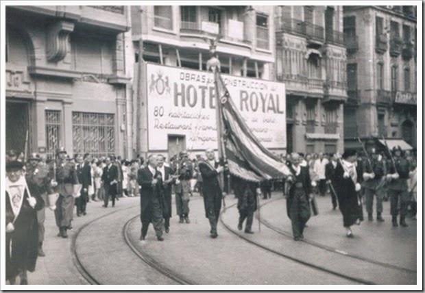 1955. Nou d'Octubre a València