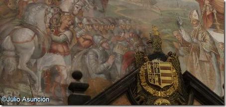 Batalla de Las Navas - Monasterio de Santa María de Huerta
