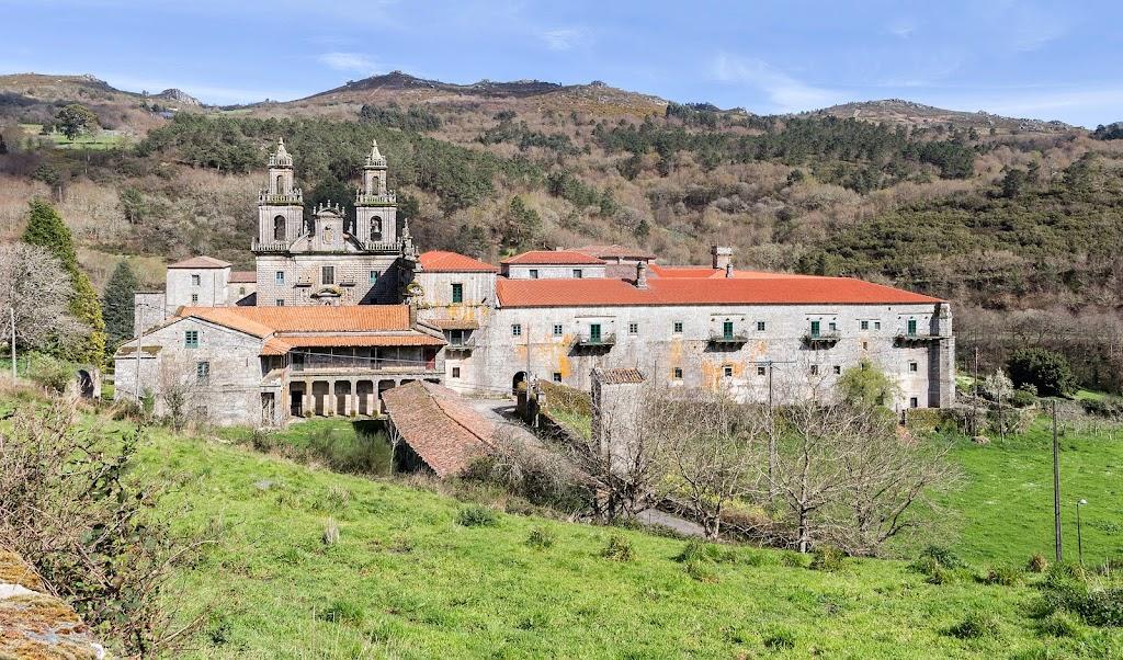 Coñece e Camiña - Abril 2014 - Serra Mantiñá – Mosteiro de Oseira (Ourense)