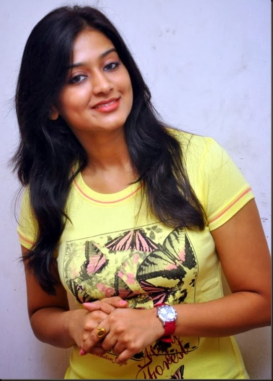 Actress Varsha Ashwathi Latest Photos at Panivizhum Malarvanam Interview