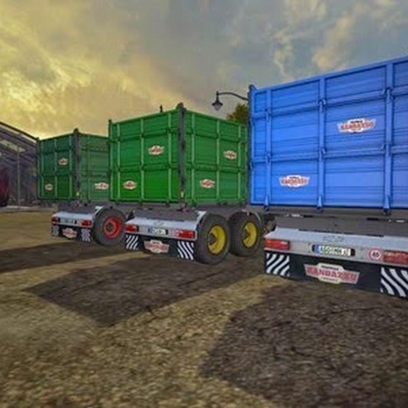 Farming simulator 2015 - RANDAZZO R270 PT v 1.0