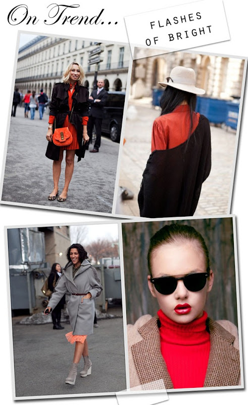 On Trend Flashes of Bright