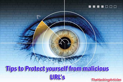 Tips to Protect yourself from malicious URL