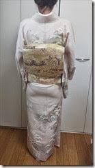 着付師 太田さんの七五三出張着付け (1)