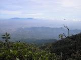 Tangkuban Parahu and Bukittunggul as seen from Gunung Puntang (Daniel Quinn, March 2011)