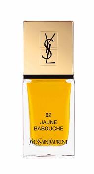 La Laque Couture n°62 Jaune Babouche