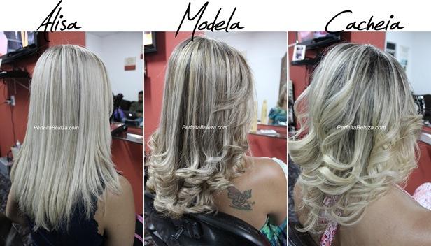 cabelo loiro-alisa-modela-cacheia-nano titanium-pracha roger-perfeita beleza