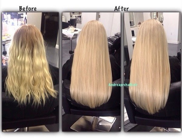 More cassandra microbead hair extensions review long hair has always been appealing to me ever since i was a little girl my hair wont grow past shoulder length and i thought microbead extensions would pmusecretfo Images