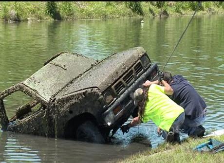 wet truck