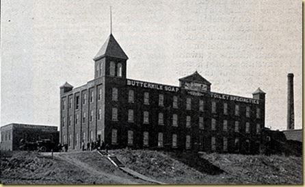 buttermilk soap factory