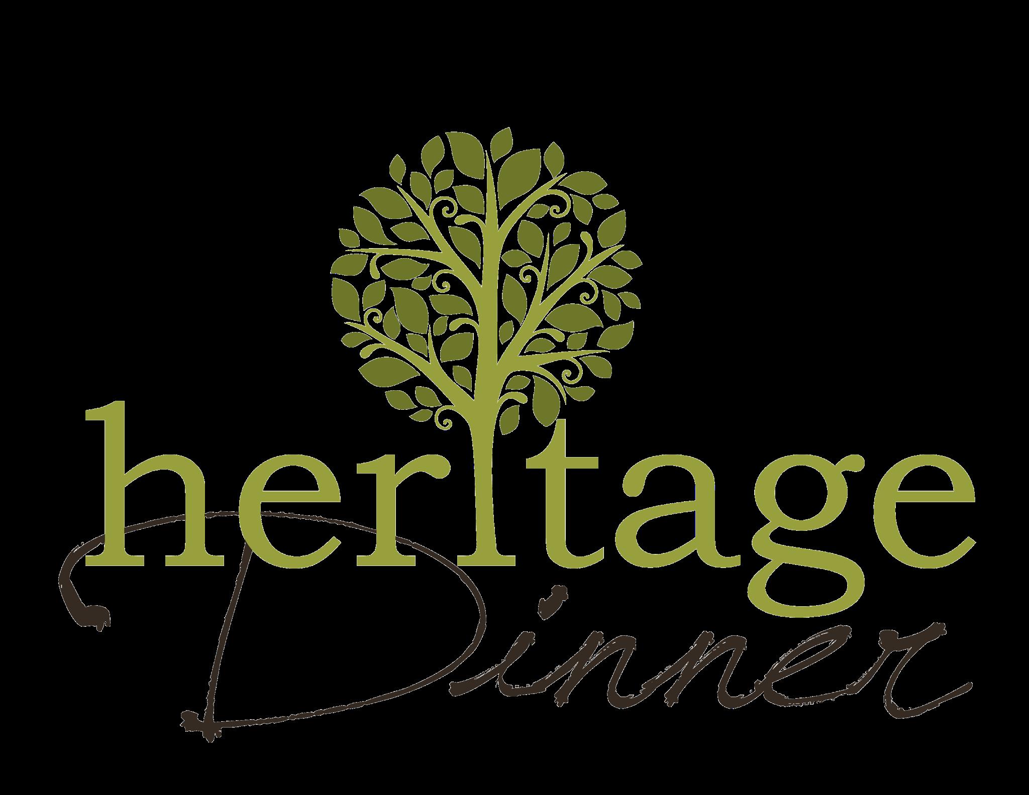 WFF Heritage Dinner Logo