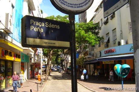 praça Tijuca