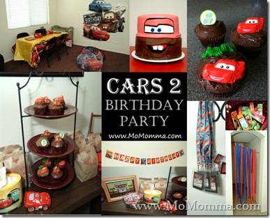 Cars 2 Collage