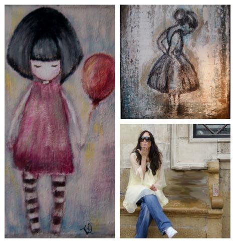 trine b lund månedens kunstner jan 2013