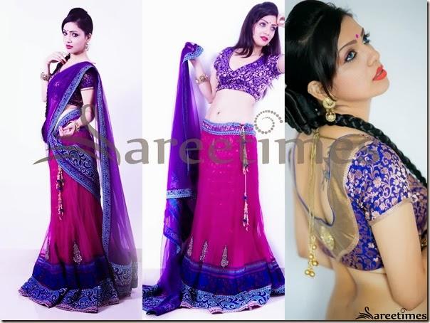 Parinidhi_Pink_Half_Saree