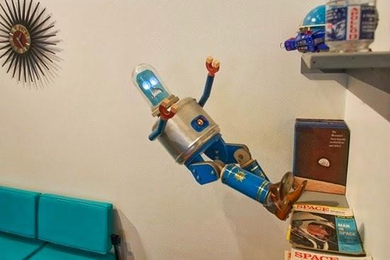 Robôs garrafas térmicas 03