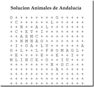 animales de andalucia 3 1