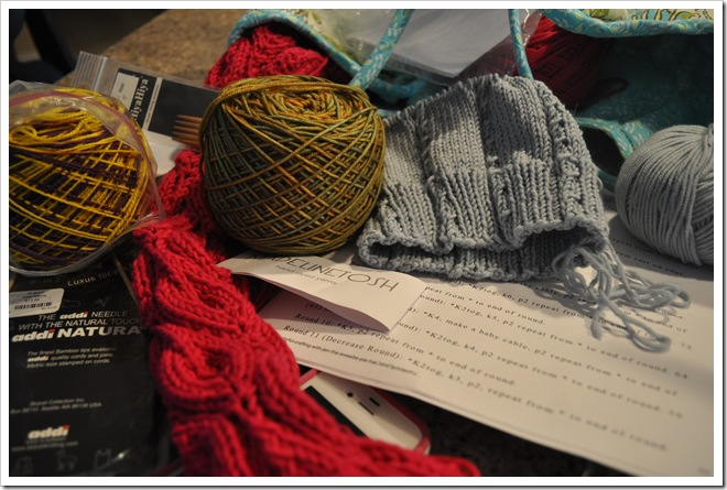 yarn projects 12302011