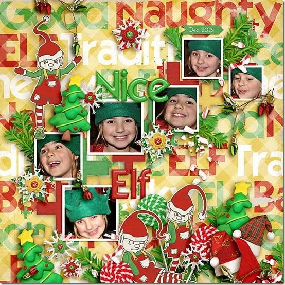 Nice elf alex 2013