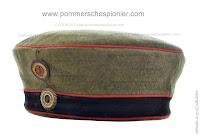 Polowa czapka artyleryjska