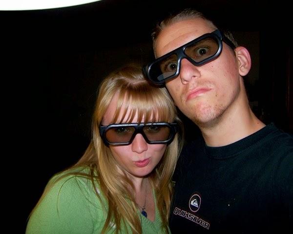 3D movie date, 2010