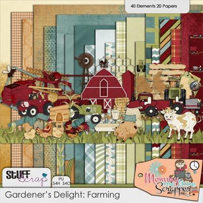 Gardener's Delight - Farming