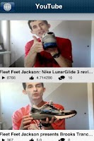 Screenshot of Fleet Feet Sports