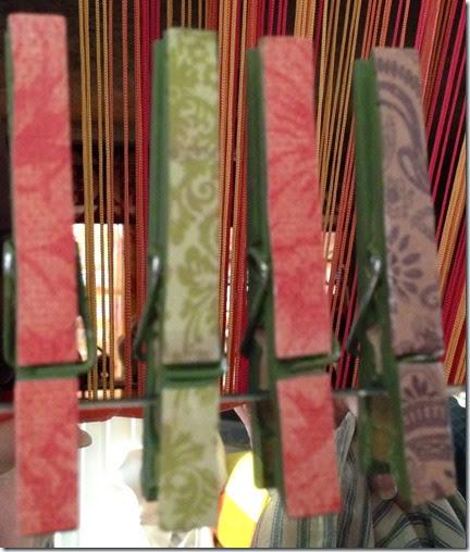 Waunita's cloths pins