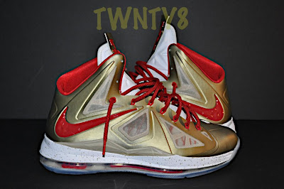 nike lebron 10 id production poor man championship gold 1 03 Poor Mans Championship Gold Nike LeBron X iD by TWNTY8