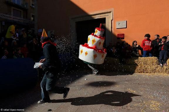 8a edició de la Baixada del Pajarito, cursa d'andròmines. Carnaval de Tarragona. Tarragona, Tarragonès, Tarragona