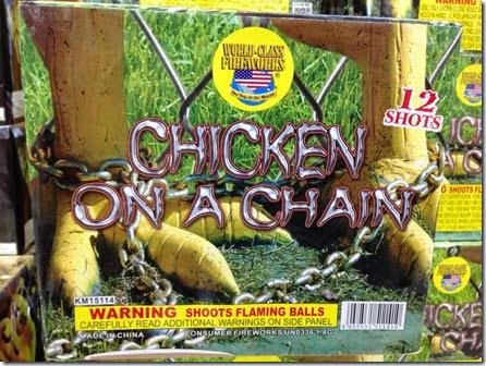 chickenonachain