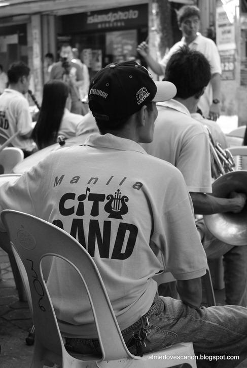 manila city band 5