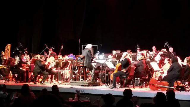 EEK! At The Greek Symphony