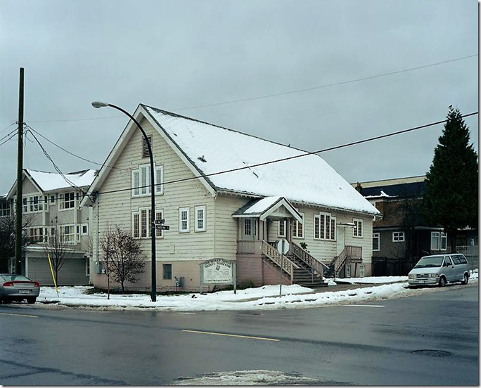 jeff wall_CHURCH, CAROLINA ST., VANCOUVER, WINTER, 2006