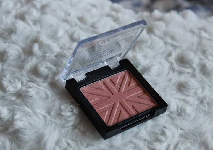 rimmel blush in pink rose