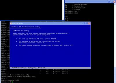 Xen Windows Install VNC